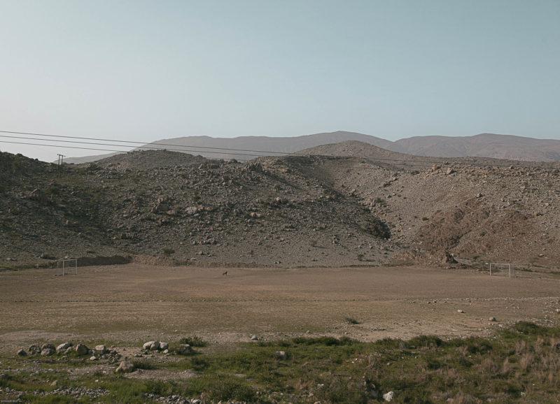 Spielfelder in VAE/UAE and Oman in 2009