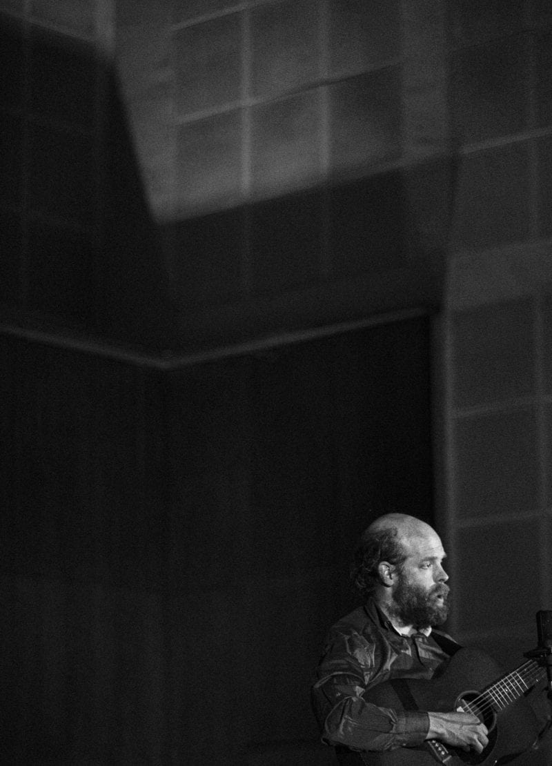 """Bonnie """"Prince"""" Billy at Lukaskirche, Dresden, Germany"""